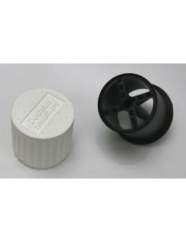 Cylindres de montage PSE blanc